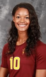 Catching Up With Volleyball Standout Erica Wilson