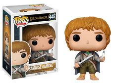 Funko POP! Movies 445 LordOfTheRings: Samwise Gamgee