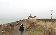 things to do in seattle: discovery park lighthouse