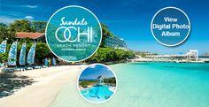 Honeymoon at Sandals Ochi