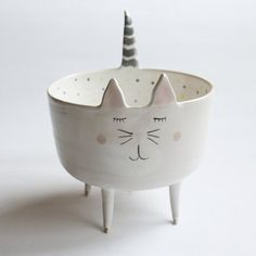 Ngắm nghía động vật đáng yêu trên đồ gốm thủ công - Kenh14.vn