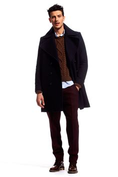 Ami | Fall 2012 Menswear Collection | Style.com