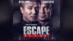 Gang up with your friends & watch the action movie #EscapePlan2 this weekend!😉Have an insight about the movie here: #MovieFun #Entertainment #Action #MovieTime💢