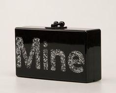 Edie Parker Mine Clutch- $1,295 at Farfetch