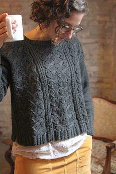 Sweater Knitting Patterns, Knitting Designs, Knit Patterns, Knitting Projects, Hand Knitting, Sweaters, Cardigans, Knitwear, Knit Crochet