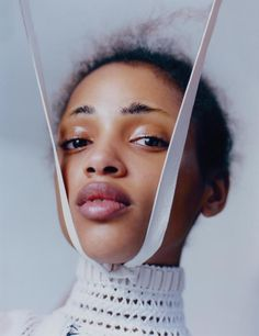 Aya Jones by Harley Weir for i-D Magazine Spring 2015
