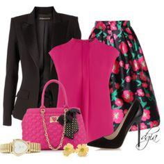Hot Pink Valentine