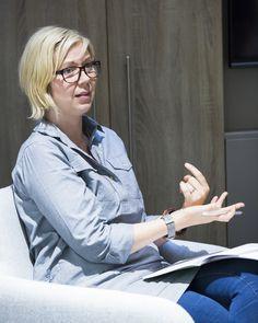 'In Conversation' with Katie Treggiden