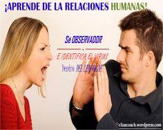 Aprende de las relaciones human