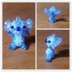 Beaded Stitch (Disney's Lilo and Stitch) by Aimee-Mangano.deviantart.com on @deviantART