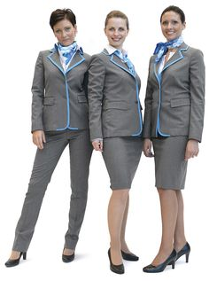 New uniforms for Air Dolomiti flight attendants http://www.airdolomiti.it/news-press/gallery/nuovo-look-per-air-dolomiti.html