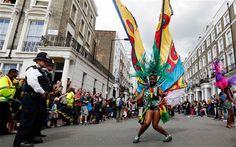 Notting Hill Carnival 2012 - Telegraph