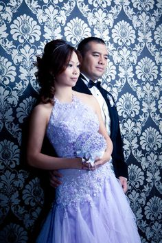 Congratulations to Alphonsus & Eve! -  Photo taken at their Pre-wedding shoot♥