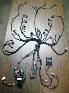 ls7 engine controller kit 6l80e 6l90e wiringharness finished wiring harness