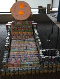 Pinball can-struction at S-One