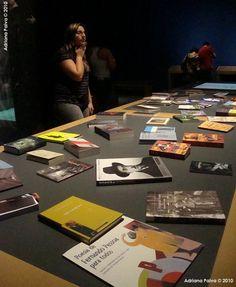 Museu da Língua Portuguesa. São Paulo, SP. Foto por Adriana Paiva.