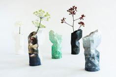Paper Vase , Pepe Heykoop #fridaynext #conceptstore #Amsterdam