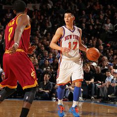 Jeremy Lin got the best of his matchup against Kyrie Irving, scoring 19 points and dishing out 13 assists in the Knicks 120-103 win.