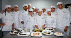 Nuestros estudiantes en acción... Unidad: Sushi