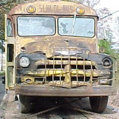 Chevrolet : Other school bus