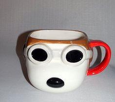 Funko POP Home: Peanuts - Flying Ace Mug