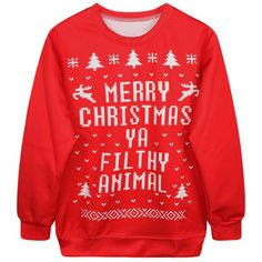 Women's Festivus for the Rest of Us Ugly Christmas Sweater in ...