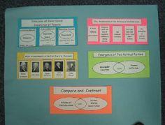 Social Studies foldables