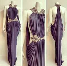 Sexy gown: In love with this beautiful gown!~♥