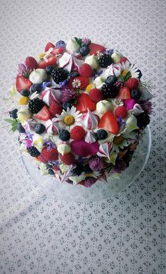 Flowercake ❤️❤️❤️ Acai Bowl, Breakfast, Food, Acai Berry Bowl, Morning Coffee, Meal, Essen, Hoods, Meals