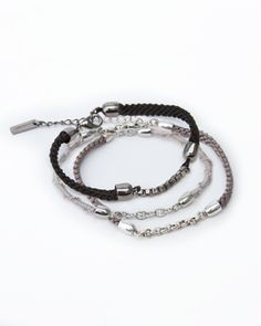 Didnt know this was in black too~ wishlist~ JewelMint