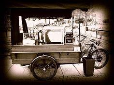 Galeria - La Cafeine, Retro Coffe Bike, Poland