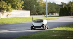 Starship: Rolling Delivery Robots and Flying Drones to do Competition - Technology Awesome