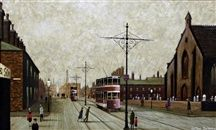 View Portwood, Stockport by Arthur Delaney on artnet. Browse upcoming and past auction lots by Arthur Delaney. Stockport Uk, Manchester Art, Derbyshire, Old Photos, Past, History, Artist, Painting, Old Pictures