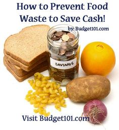 8 Ways to Prevent Food Waste Easily...