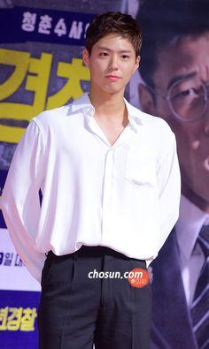 박보검 170807 <청년경찰> VIP 시사회 [ 출처 http://entertain.naver.com/read?oid=023&aid=0003304193 ]