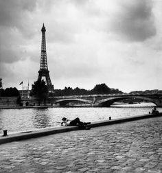 Paris, July 1952 by Robert Capa