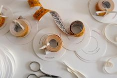 measuring tapes from Studio Carta