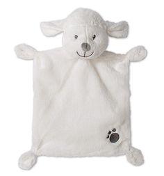 Baby-Kuscheltuch - weiß - 5,00€