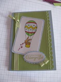 Stampin mit Scraproomboom: Hasenparade