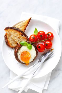 An easy healthy way to serve eggs