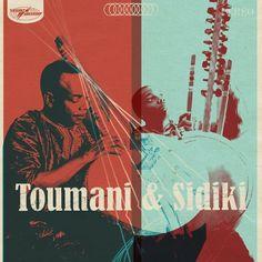 Toumani Diabate & Sidiki Diabate - Toumani & Sidiki