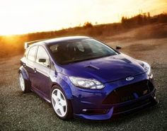 2015 Ford Focus ST Automatic Transmission [> www.FordCarReview.com <]
