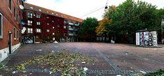 Copenhagen apartments near Assistens Kirkegaard by Thomas Cummins, via Flickr