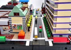 Micropolis street view | A detailed view of my Micropolis mo… | Flickr