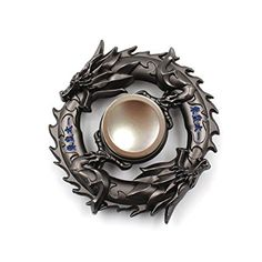 Métal Fidget Hand Spinner jouet en dragon couleur Noir, EUR 7,99