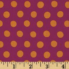 Kaffe Fassett Collective Spot Magenta Fabric