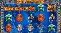 BOOM BROTHERS! Net Entertainmentin uusi kolikkopeli nyt Nettiarpa.comissa!   Pelaa ilmaiseksi meillä!