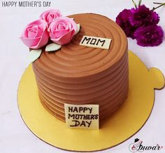Happy Mother's day! #mothersday #cake #chocolate #fudge