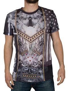 Religion Split East T-Shirt Religion Clothing, Hoodies, Sweatshirts, Mens Tops, T Shirt, Shopping, Collection, Women, Fashion