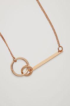 COS image 2 of Interlinked bracelet in Gold